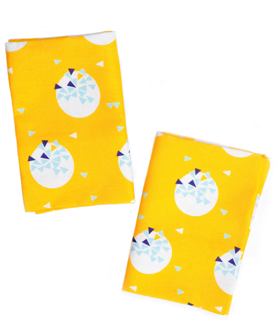 Moon Fragments Napkin Set - LEIF