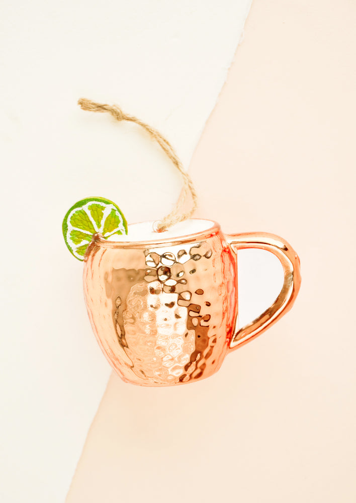 1: Moscow Mule Ornament in  - LEIF