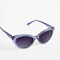 Petrol Blue: My Melody Sunglasses in Petrol Blue - LEIF
