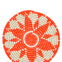 Neon Coral: Nairobi Trivet in Neon Coral - LEIF