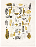 Morels Tea Towel - LEIF