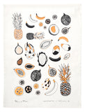 Tropical Fruit Tea Towel - LEIF