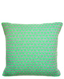 Neon Arrow Knit Pillow - LEIF