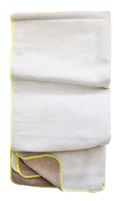 Neon & Neutral Reversible Blanket - LEIF