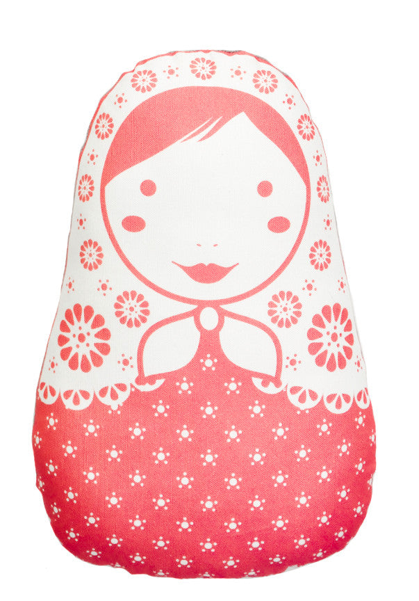 Nesting Doll Pillow