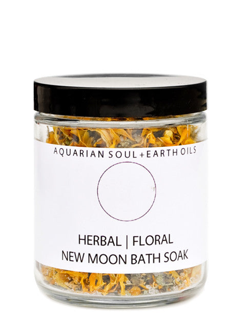 New Moon Bath Soak - LEIF