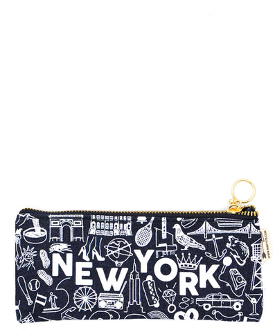 New York Pencil Pouch