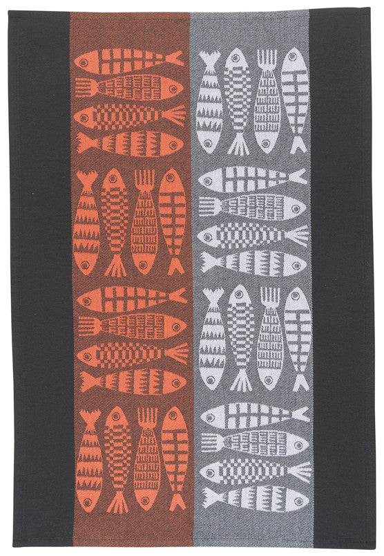 Nordic Catch Tea Towel - LEIF