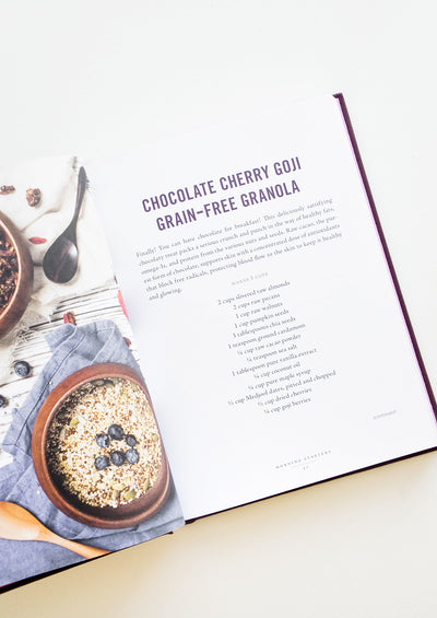 Nourish & Glow Recipe Book