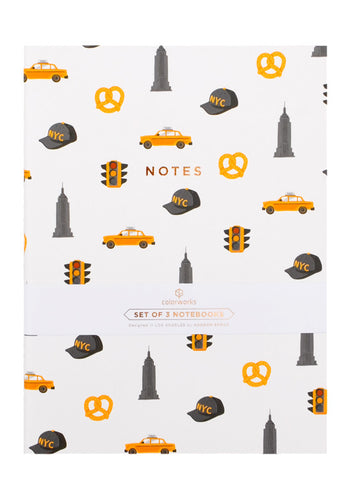 New York City Notebook Set