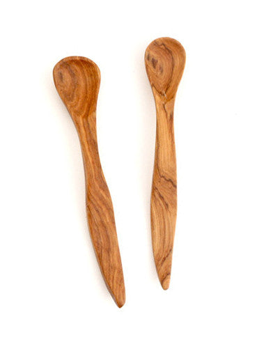 Olivewood Spice Spoon - LEIF