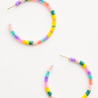 Litebrite Hoop Earrings