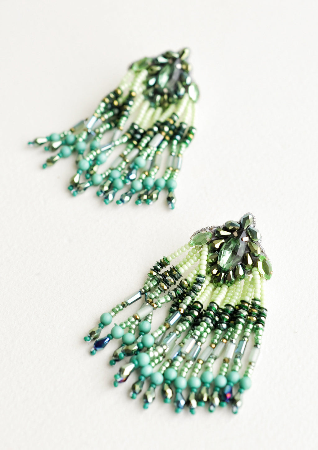 Maharaja Beaded Earrings