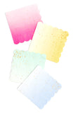 Ombre Paper Cocktail Napkins - LEIF