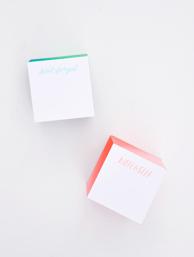 Ombre Sticky Notes