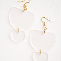 Ono Lucite Earrings