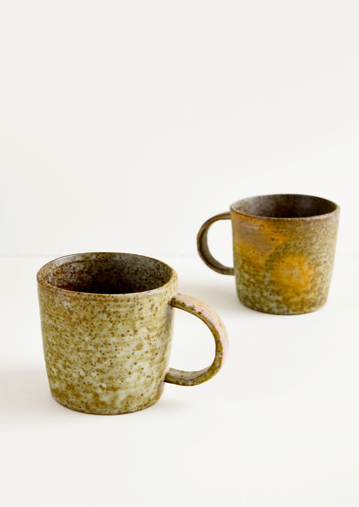 1: Onsen Speckled Ceramic Mug in  - LEIF
