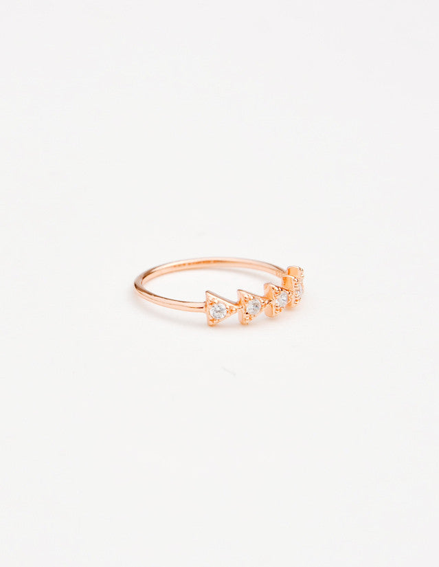 Onward & Upward Ring - LEIF