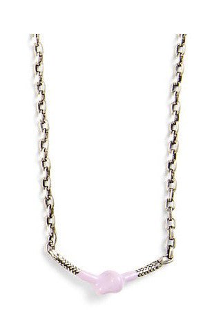 Colette Necklace in Silver