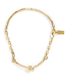 Lyre Bracelet in Gold - LEIF