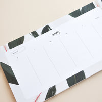 1: Week Of Agenda Pad in  - LEIF