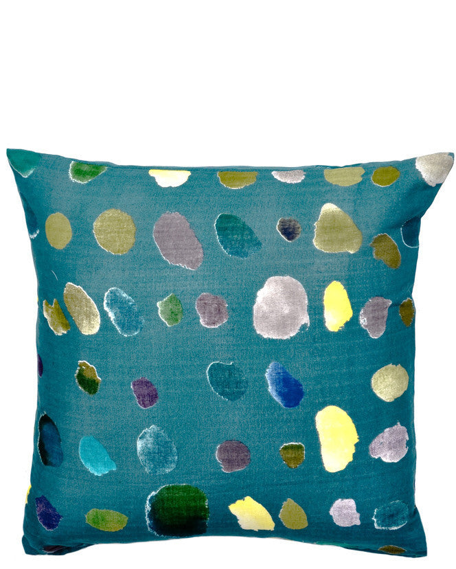 Paint Palette Pillow Cover - LEIF