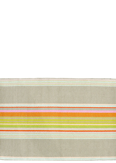 Paint Palette Striped Rug hover