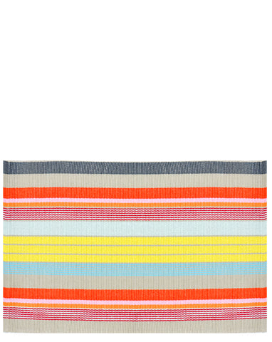 Paint Palette Striped Rug