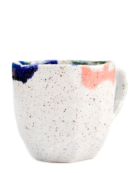 1: Painted Boulder Mug in  - LEIF