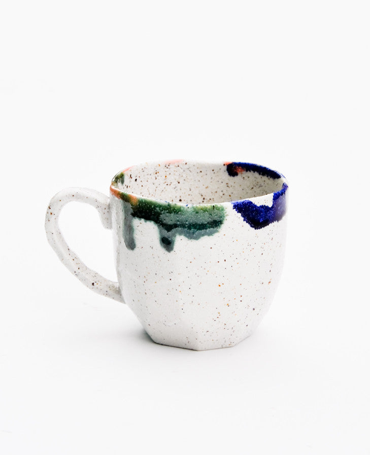 2: Painted Boulder Mug in  - LEIF