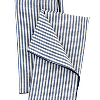 Palette Linen Napkin Set in Stripes - LEIF