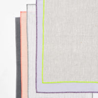 Palette Linen Placemat Set in  - LEIF