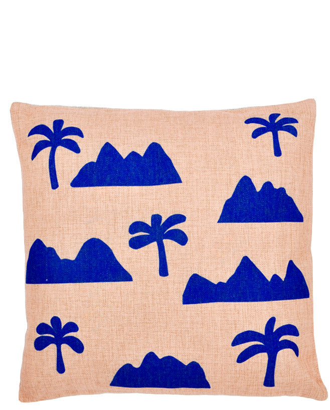 Palm Peaks Pillow - LEIF