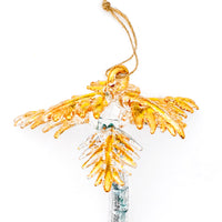 Gilded Palm Tree Ornament - LEIF