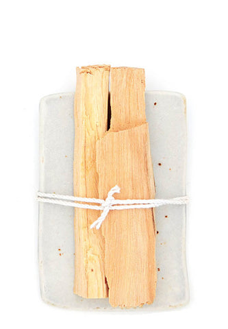 Palo Santo Burning Dish Set
