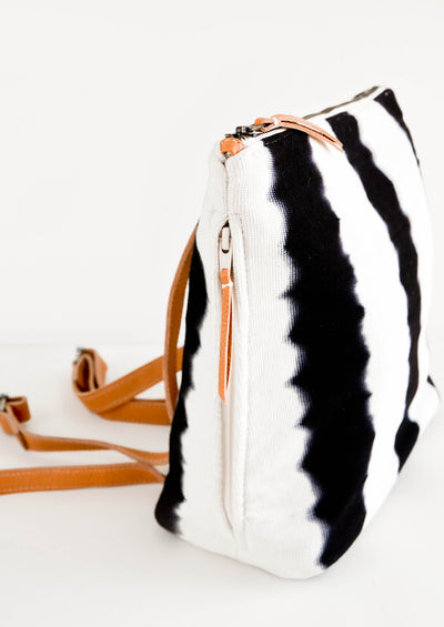 Palomitas Mini Canvas Backpack hover