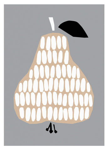 Pear Poster - LEIF