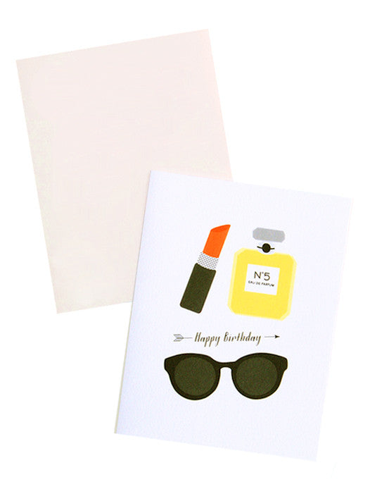Coco Birthday Card Set - LEIF