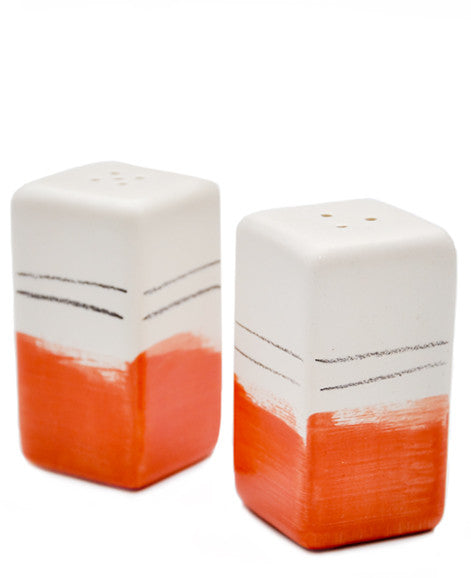 Pen and Poppy Salt & Pepper Set - LEIF