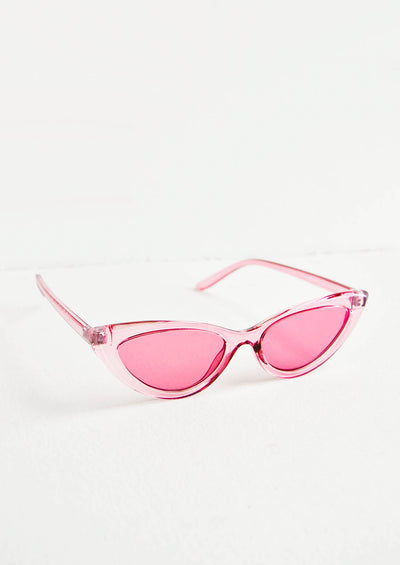 Peony Cat Eye Sunglasses