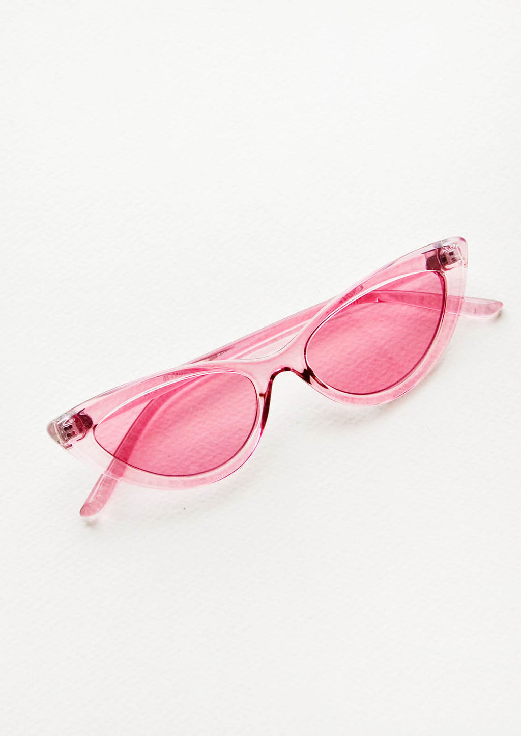 1: Peony Cat Eye Sunglasses in  - LEIF
