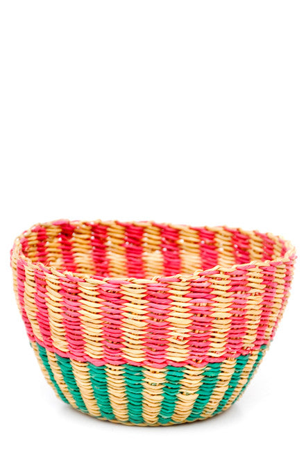 African Catchall Basket