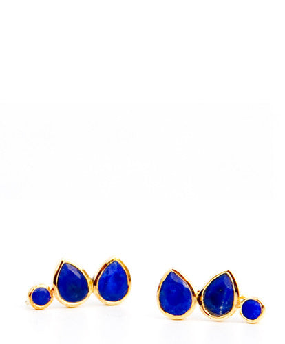 Cove Crawler Earrings