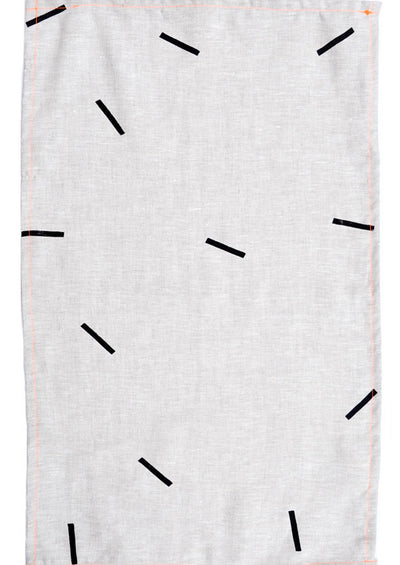 Pick Up Sticks Tea Towel