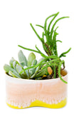 Pinched & Glazed Planter - LEIF