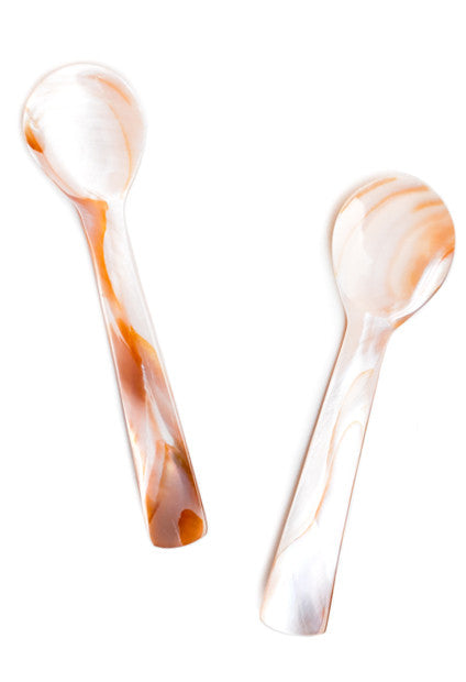 Pink Shell Spoon - LEIF