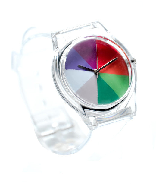 Bright Pinwheel Watch - LEIF