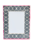 Pixeled Lace Picture Frame - LEIF