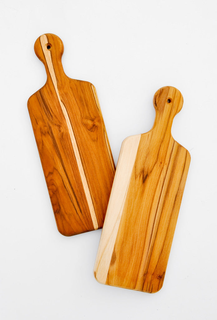 Plantation Teak Bread Board