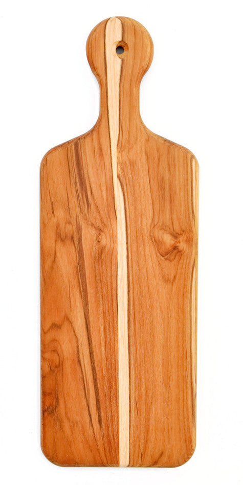 1: Plantation Teak Bread Board in  - LEIF